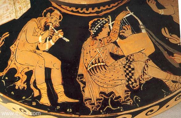 Iconic Music Academy  Forms of ancient Greek music